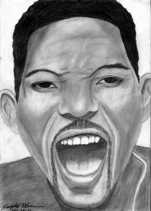 Will Smith by Pixie